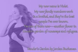 XG teaser Violet