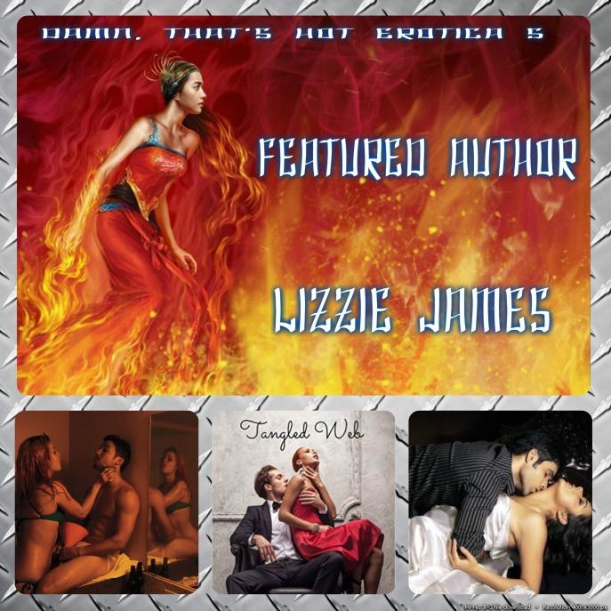 Lizzie James Banner 2